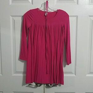 Dress, t-shirt and shorts!